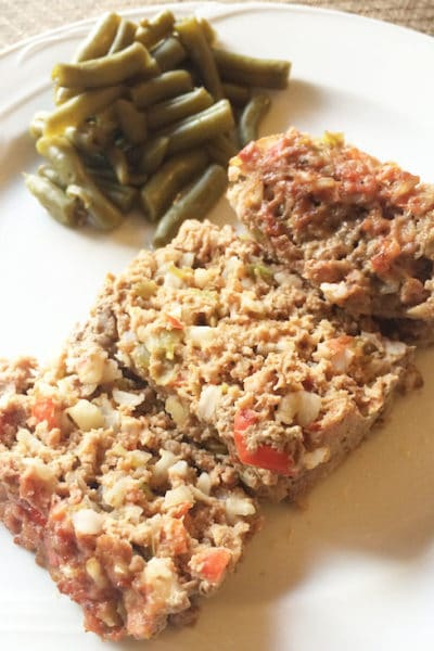 Extremely Healthy Meatloaf (dont worry – this isnt your TYPICAL meatloaf)