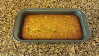 Quinoa Banana Bread