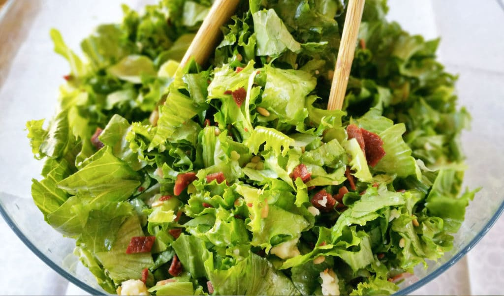 Romaine Salad 1 copy