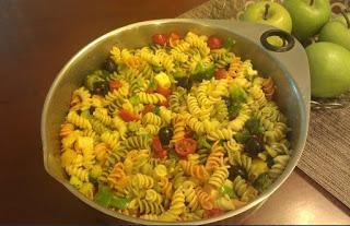 Summertime Pasta Salad