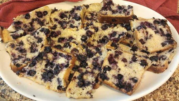 Lemon Blueberry Bread copy