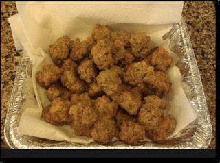 Sausage Balls – Southern Style