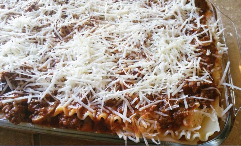 lasagna pre copy