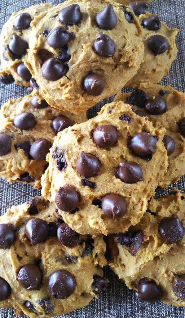 Pumpkin Chocolate Chip Cookies1 copy