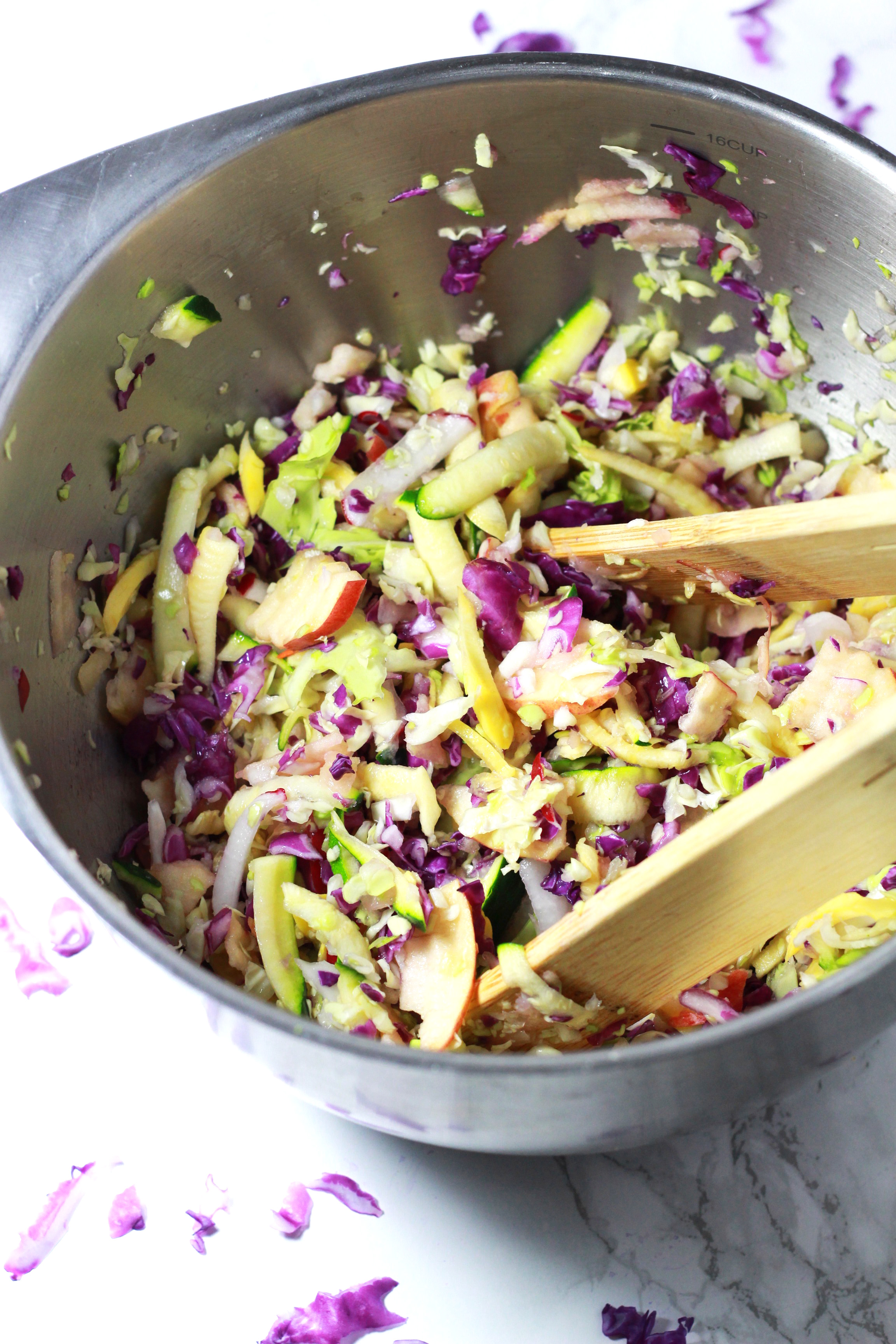 Saladmaster salad maker recipes zucchini