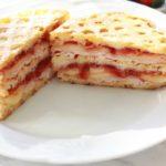 Monte Cristo Breakfast Sandwich Gluten Free