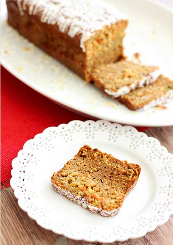 Carrot Cake Recipe Using Olive Oil