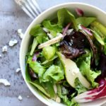 Pear and Goat Cheese Bistro Salad