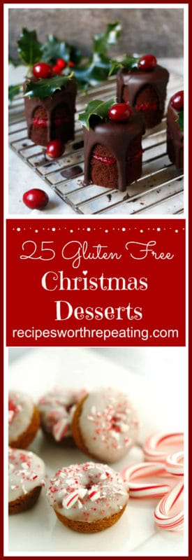 christmas is upon us and that means all those fantastic and amazingly delicious desserts will be