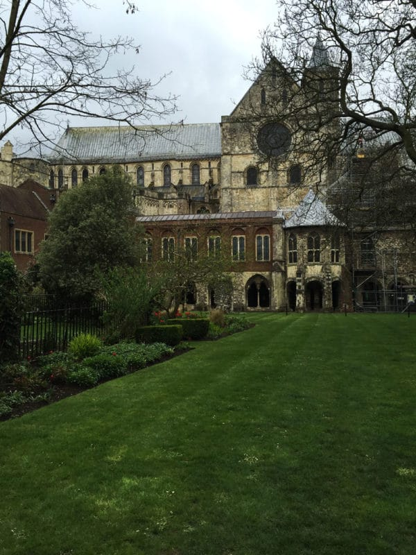 Information about Canterbury Guided Tours in Canterbury, UK.