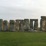 Stonehenge in Salisbury, UK.
