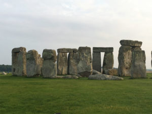 Stonehenge in Salisbury, UK.