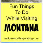 White Water Rafting in the Clark Fork River and Gates of the Mountains in Montana