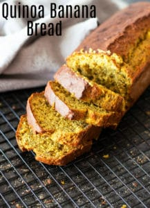 Quinoa Banana Bread Recipe Recipes Worth Repeating