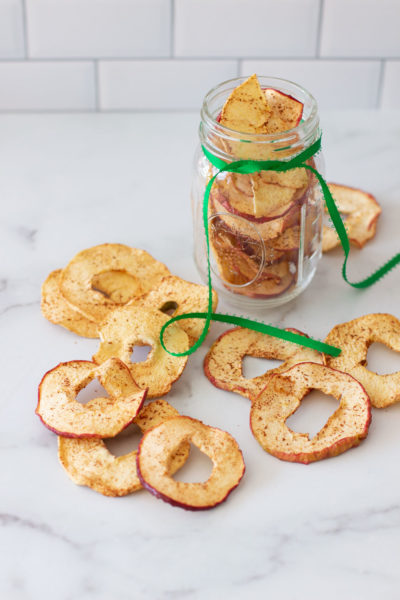 Dehydrated Cinnamon Apples Recipe