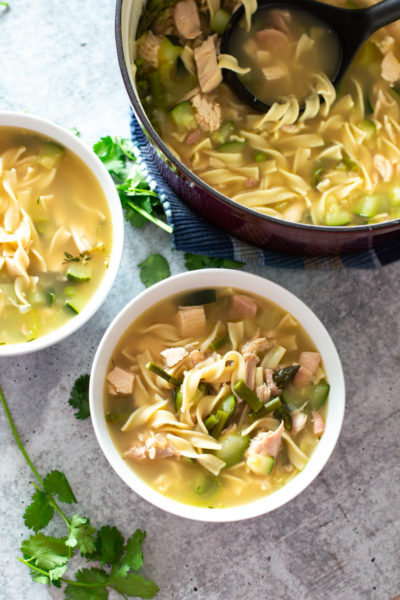 Healthy Chicken Vegetable Soup